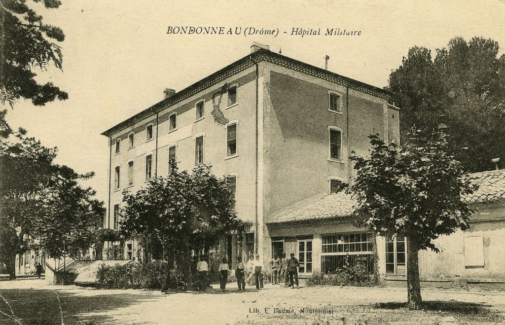 Hopital militaire