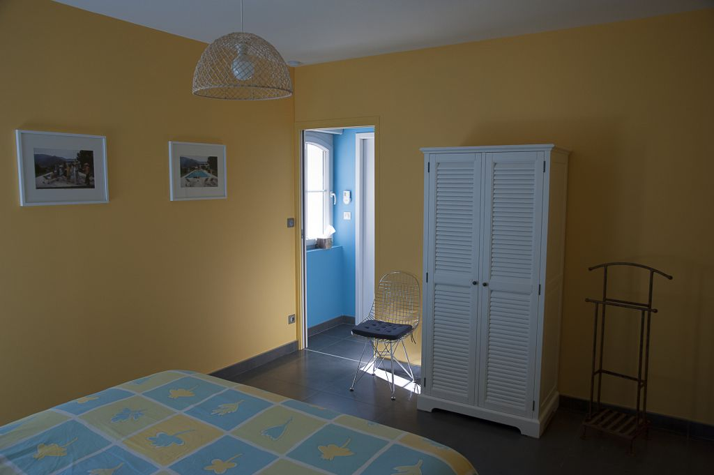 002 Chambre Blue Lemon